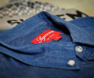 clothes, supreme, and phtography image