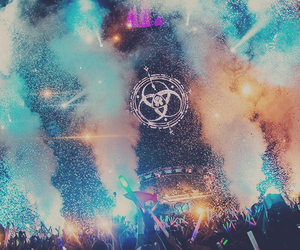 party, Tomorrowland, and music image
