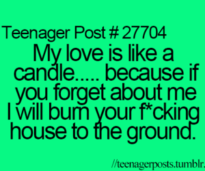 love, candle, and teenager post image