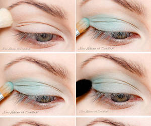 makeup and pretty look image