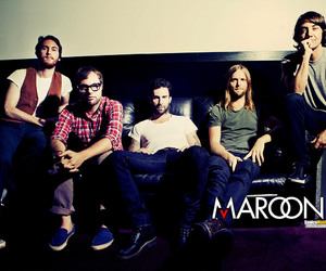 cool, maroon five, and guapos image