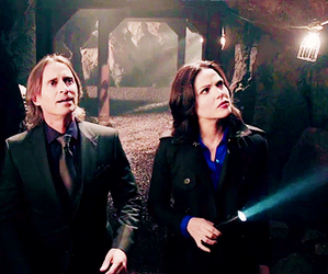 once upon a time, robert carlyle, and mr. gold image