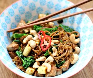 asian, body, and chopsticks image