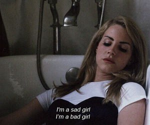 lana del rey, sad, and grunge image