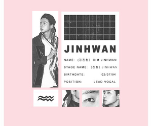 Ikon, jinhwan, and kpop image