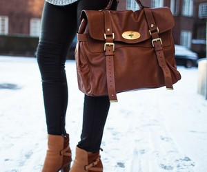 ankle boots, style, and winter image