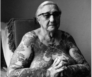 awesome, lady, and Tattoos image