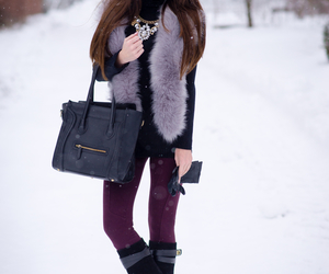 beautiful, blogger, and fashion image