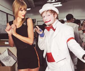 Taylor Swift, ed sheeran, and taylor image