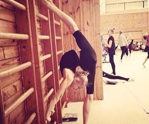 ballet, contortion, and gymnastics image