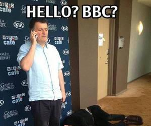 doctor who, bbc, and matt smith image