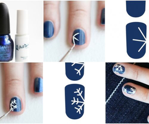 fashion, nails, and nail art image