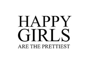girl, pretty, and happy image