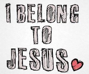 faith, jesus, and god image