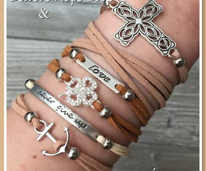 anchor, arm candy, and believe image