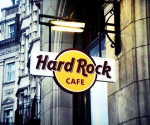 hard rock and london image