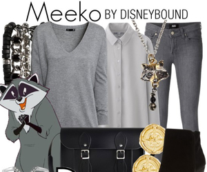 disney and meeko image