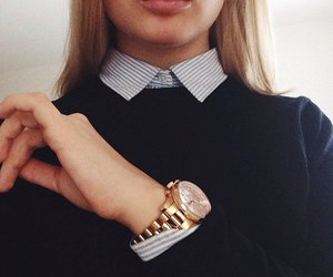 blonde, chic, and classy image