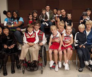 glee and kids image