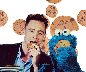 Cookies and tom hiddleston image