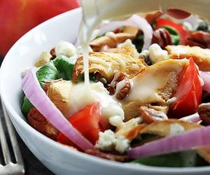 apple, food, and salad image