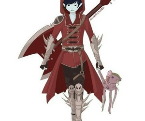 adventure time, marshall lee, and hora de aventura image