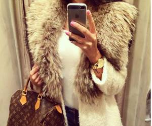 fashion, iphone, and Louis Vuitton image