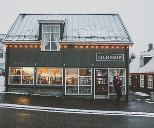 cold, iceland, and winter image