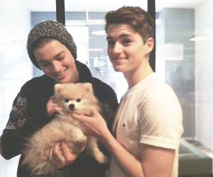 jack harries, cute, and jacksgap image