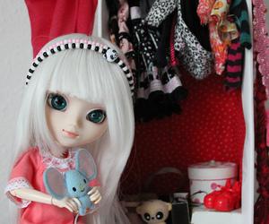 doll, pullip dolls, and kawaii image