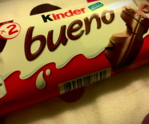 chocolate, like, and kinder image
