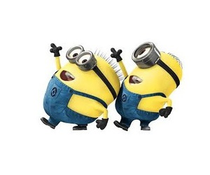 minions, divertimento, and tenerezza image