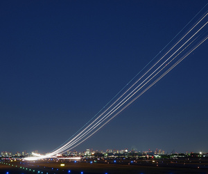 airplane, airplanes, and airport image
