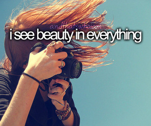 beauty, photography, and quotes image