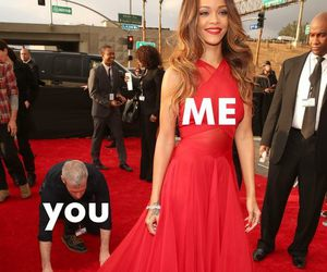 rihanna, you, and me image