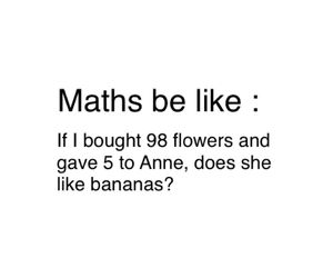 funny, lol, and maths image