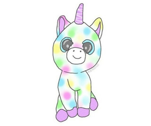 unicorn, overlay, and transparent image