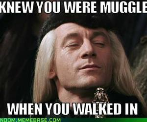 harry potter, Taylor Swift, and lucius malfoy image