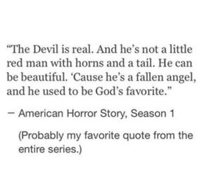 bad, Devil, and god image