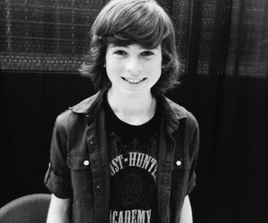 chandler riggs, the walking dead, and chandler image