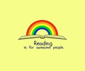 book, reading, and awesome image