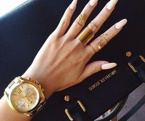 nails, mickaelkors, and chic&classe image