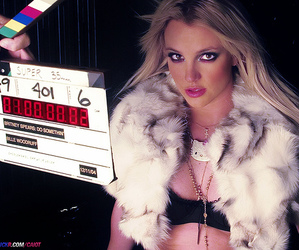 britney spears and blonde image