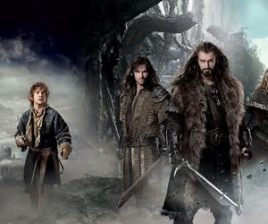 the hobbit and the desolation of smaug image