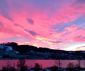 beautiful, sky, and sunrise image