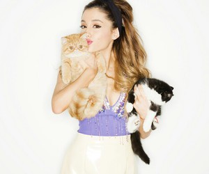 cast, famous, and ariana grande image