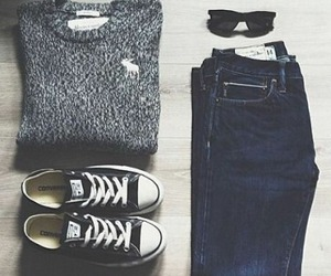 casual, outfit, and fashion image