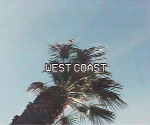 west coast, lana del rey, and grunge image