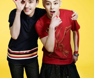 exo, d.o, and minseok image