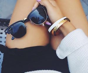 beautiful, clothes, and shorts image